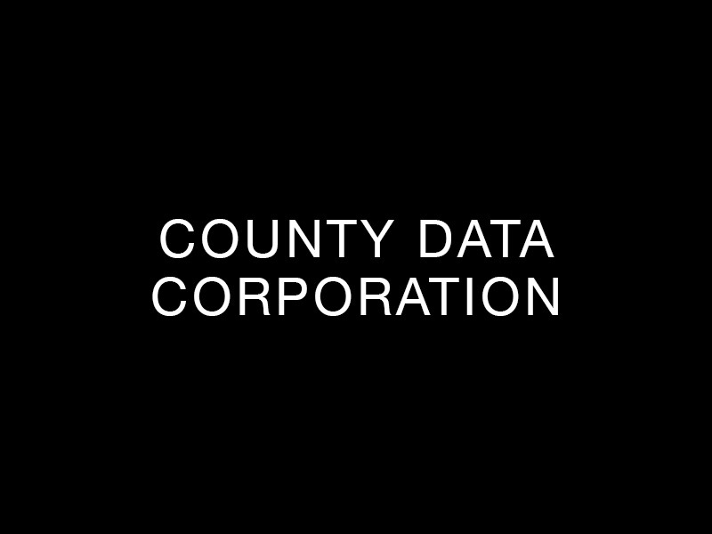 County Data Corporation