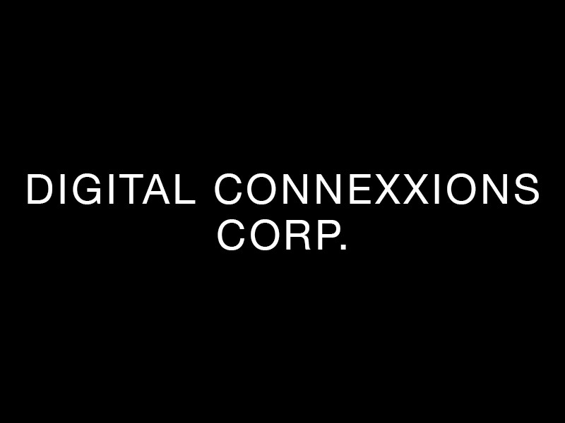 Digital Connexxions Corp.