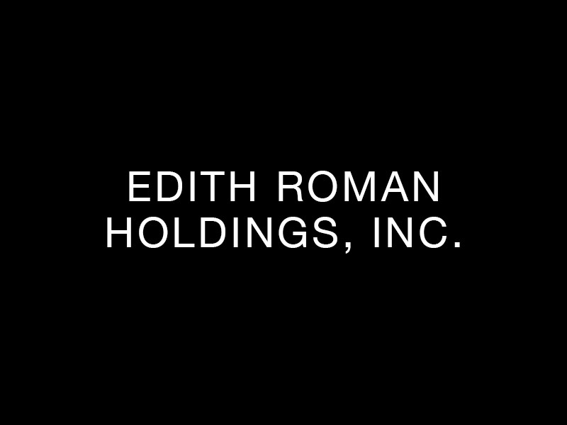 Edith Roman Holdings, Inc.