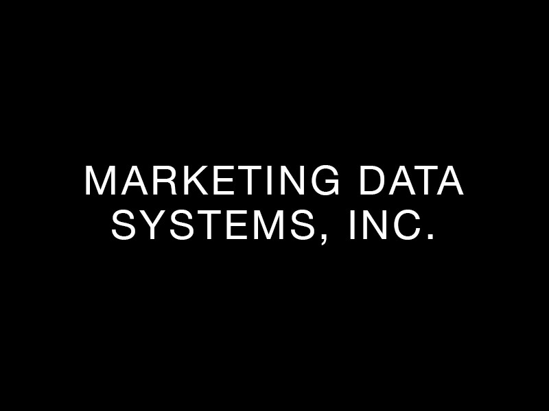 Marketing Data Systems, Inc.
