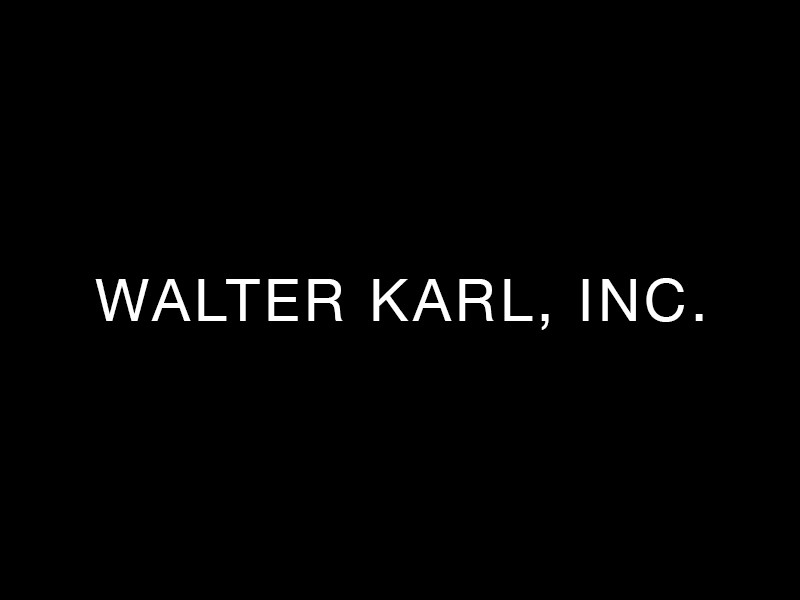Walter Karl, Inc.