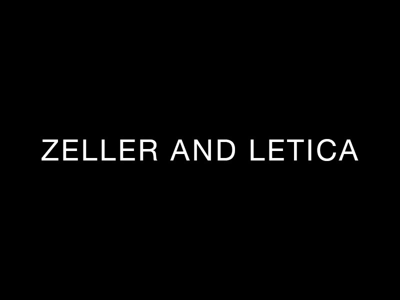 Zeller and Letica